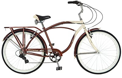 Schwinn Men's Sanctuary 7-Speed Cruiser Bicycle
