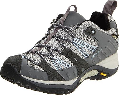 Merrell Siren Sport GTX XCR - Zapatillas deportivas para mujer, color Gris, talla 37.5: Amazon.es: Zapatos y complementos