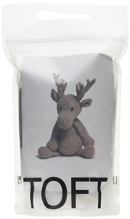 TOFT Edward's Menagerie Donna the Reindeer Amigurumi Crochet Kit