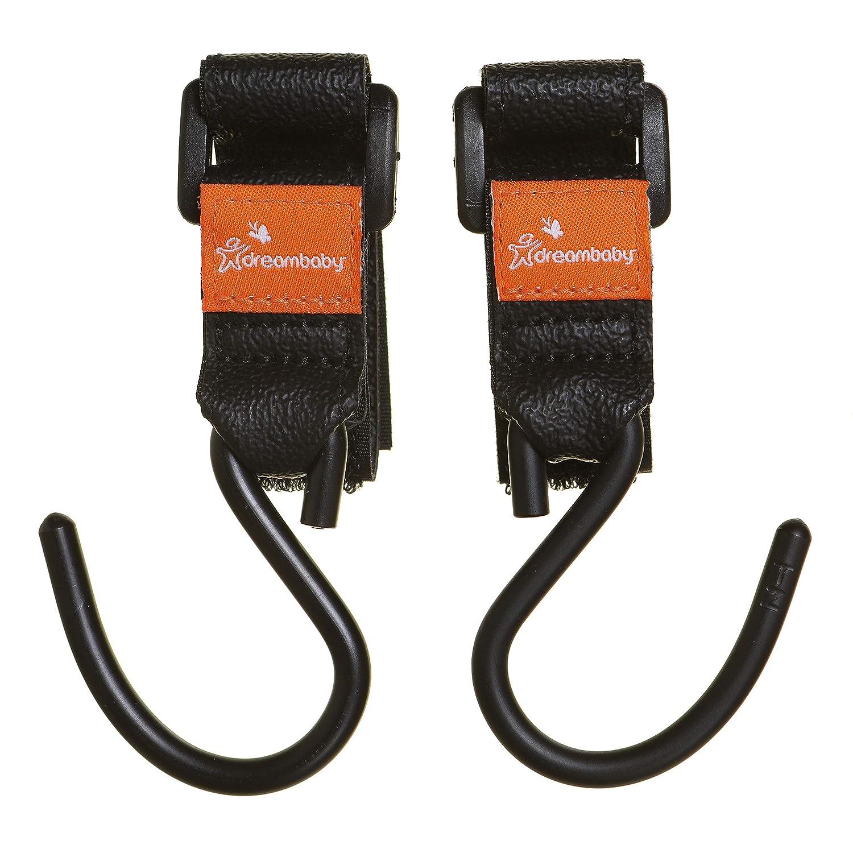 2 Pack Dreambaby Stroller Carabiner Hook