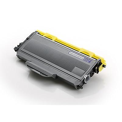 1 x Cartouche d'encre Toner compatible équivalente à Brother TN-2120 et TN2120 BLACK- pour Brother HL 2140 2150 2170 DCP 7030 7040 7045 MFC 7320 7340 7440 7840 - Cartouches directement prête à l'emp