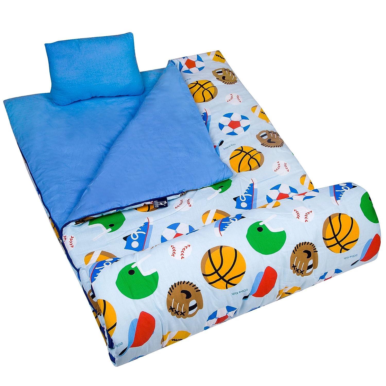 Wildkin Olive Kids Paisley Sleeping Bag 17210