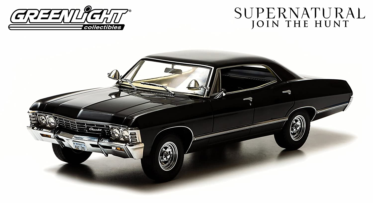 Impala black chevy impala : Amazon.com: Greenlight 1967 Chevy Impala