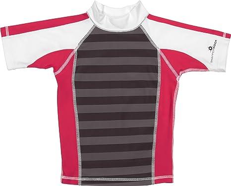 UV Protection Long Sleeve Swim Shirt Rash Guard For Kids /& Teens Snapper Rock Boy /& Girl UPF 50