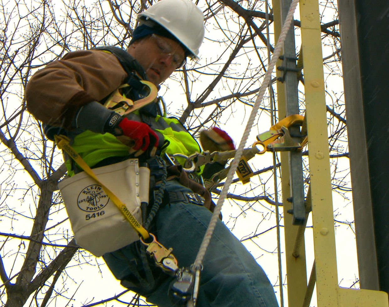 Construction Fall Protection: We All Win DVD