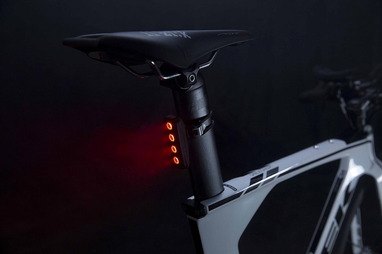 Knog Blinder Mob V The Face luz Trasera para Bicicleta Negro Negro ...