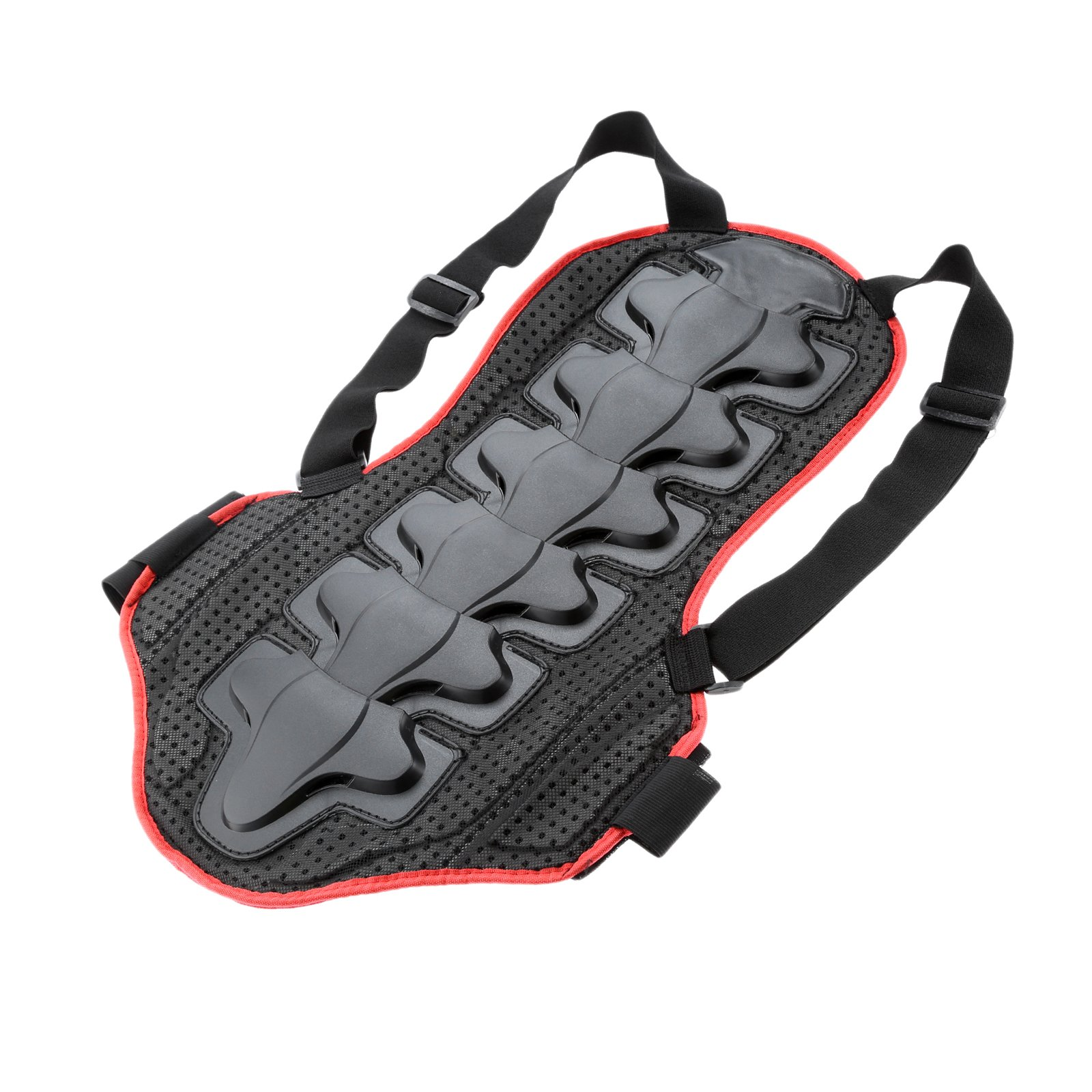 Bikers Gear Australia CE1621-2 Approved Spine Back Protector for Motorcycle Skiing Snowboarding Black, Small