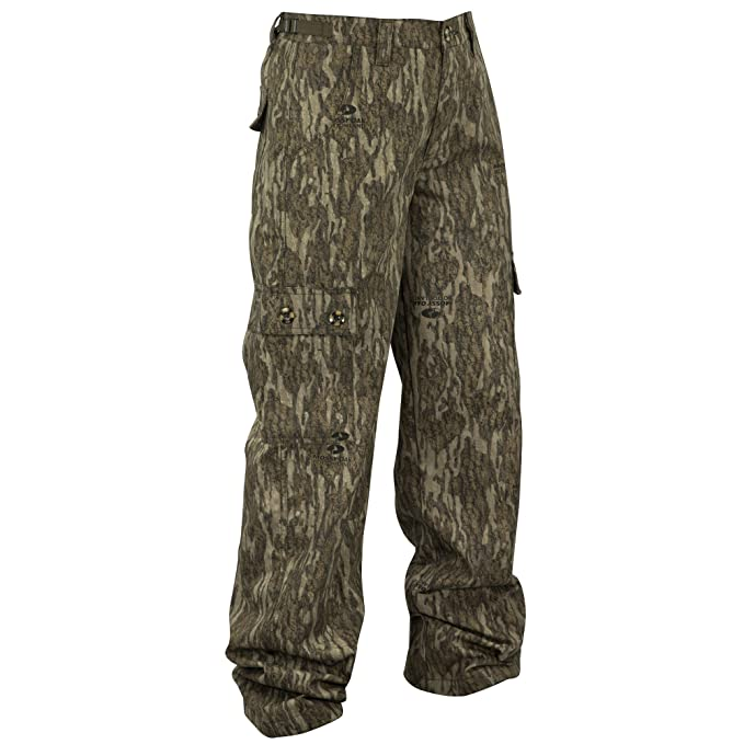Mossy Oak Women's Camouflage Cotton Mill Hunting Pants Available in Multiple Camo Patterns