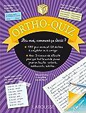Ortho Quiz (Cahiers de vacances)