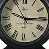 "FirsTime & Co. Antolini Tabletop Clock, 5.5""H x"