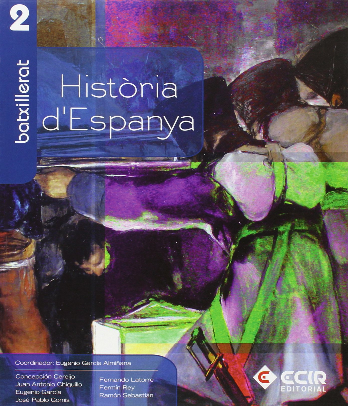 Història 2n Batxillerat/ 2009 - Valencià - 9788498264814: Amazon.es: García Almiñana, Eugenio, García Almiñana, Eugenio: Libros en idiomas extranjeros