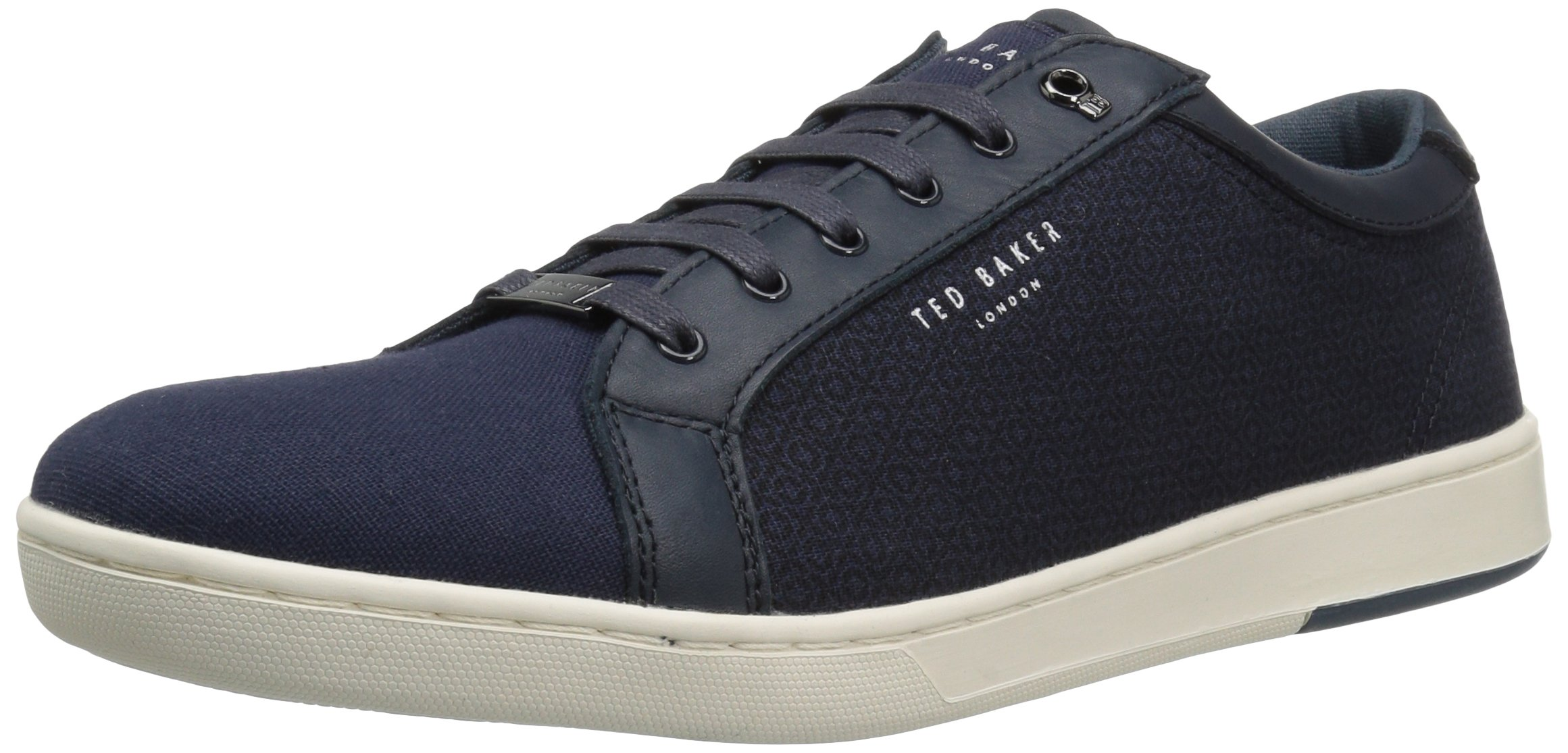 Ted Baker Men's Ternur Sneaker, Dark Blue, 8 D(M) US