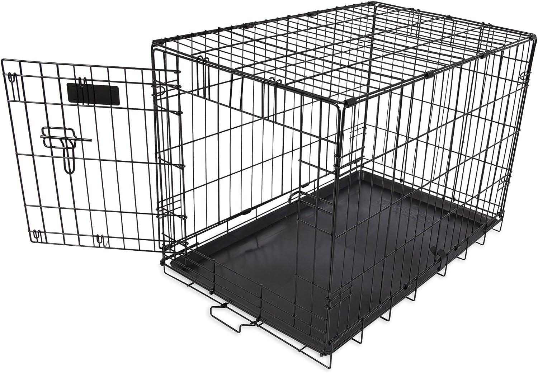 Aspen Pet Single-Door Home Training Crate
