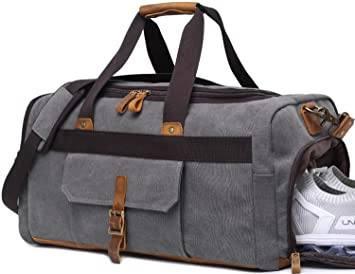 Amazon.com: Weekender Overnight Bolsa de viaje para zapatos ...
