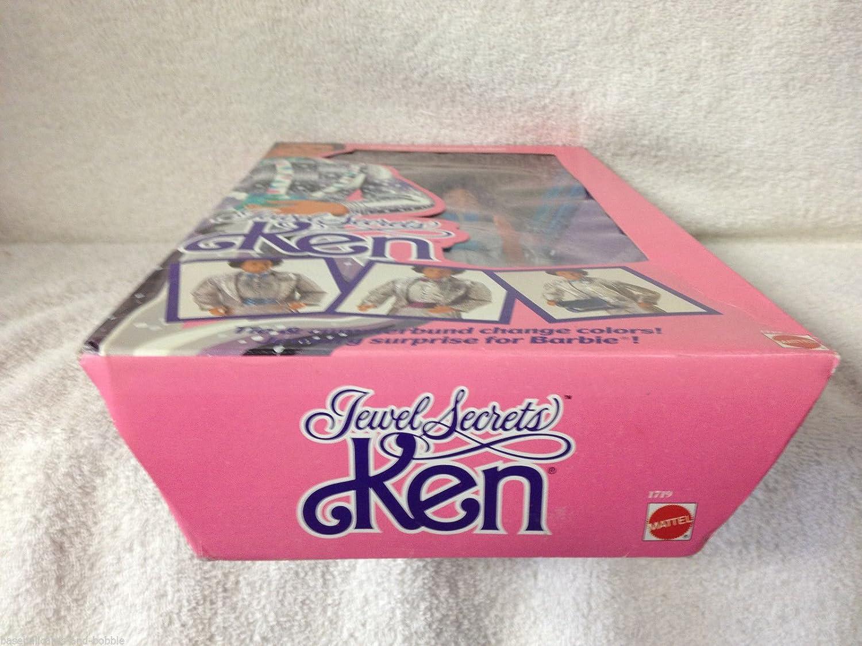 Barbie Jewel Secret Ken Collector Doll