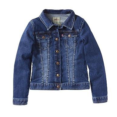 Levi s Bree - Blouson - Uni - Fille  Amazon.fr  Vêtements et accessoires 371f6cb99265