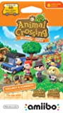 Ammibo Cards: Animal Crossing New Leaf 6 Pack