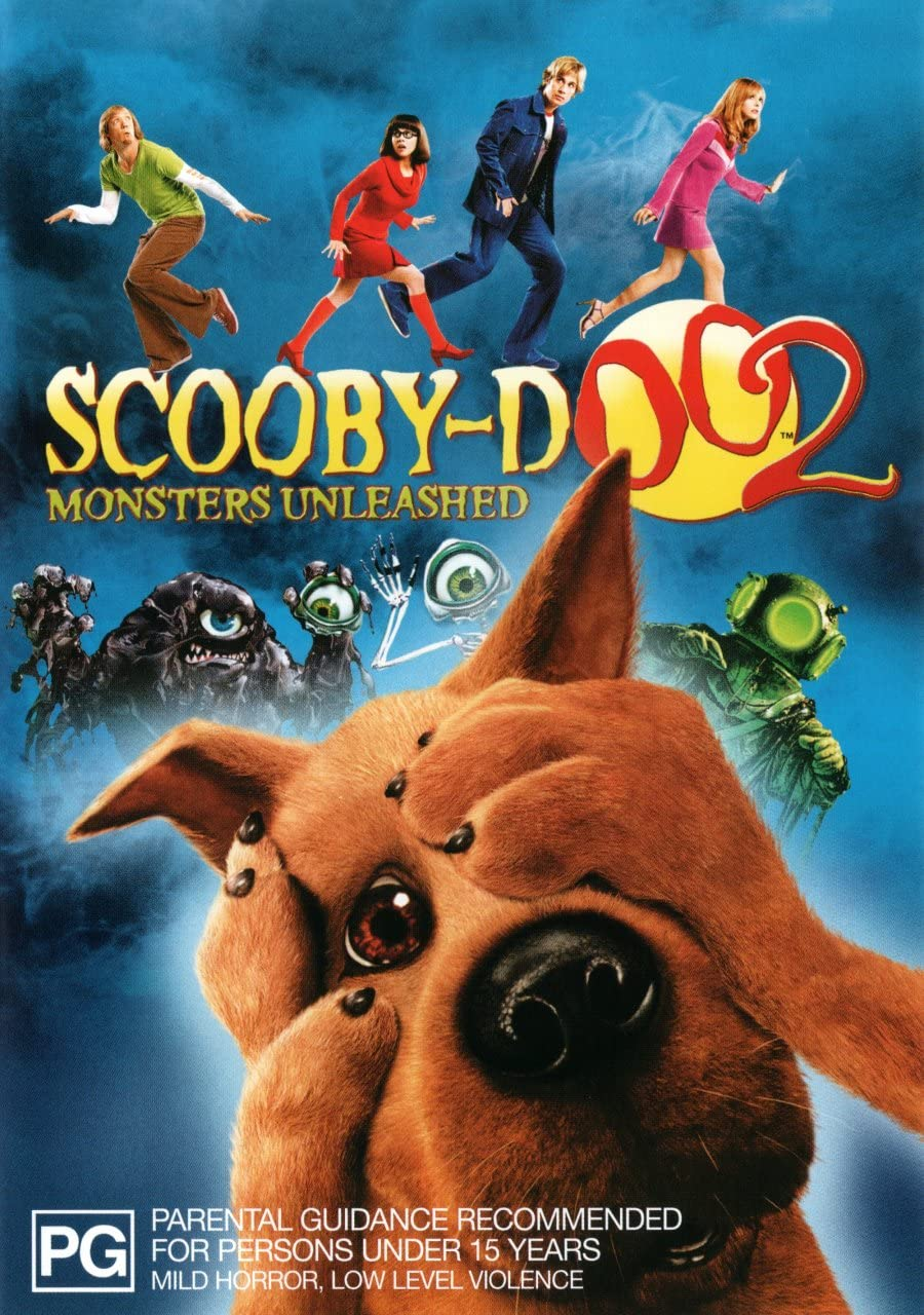 Scooby Doo 2 Monsters Unleashed Non Uk Format Region 4 Import Australia Amazon Co Uk Dvd Blu Ray