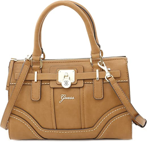 Sac à main Guess reference HWSV4930050 couleur Cognac