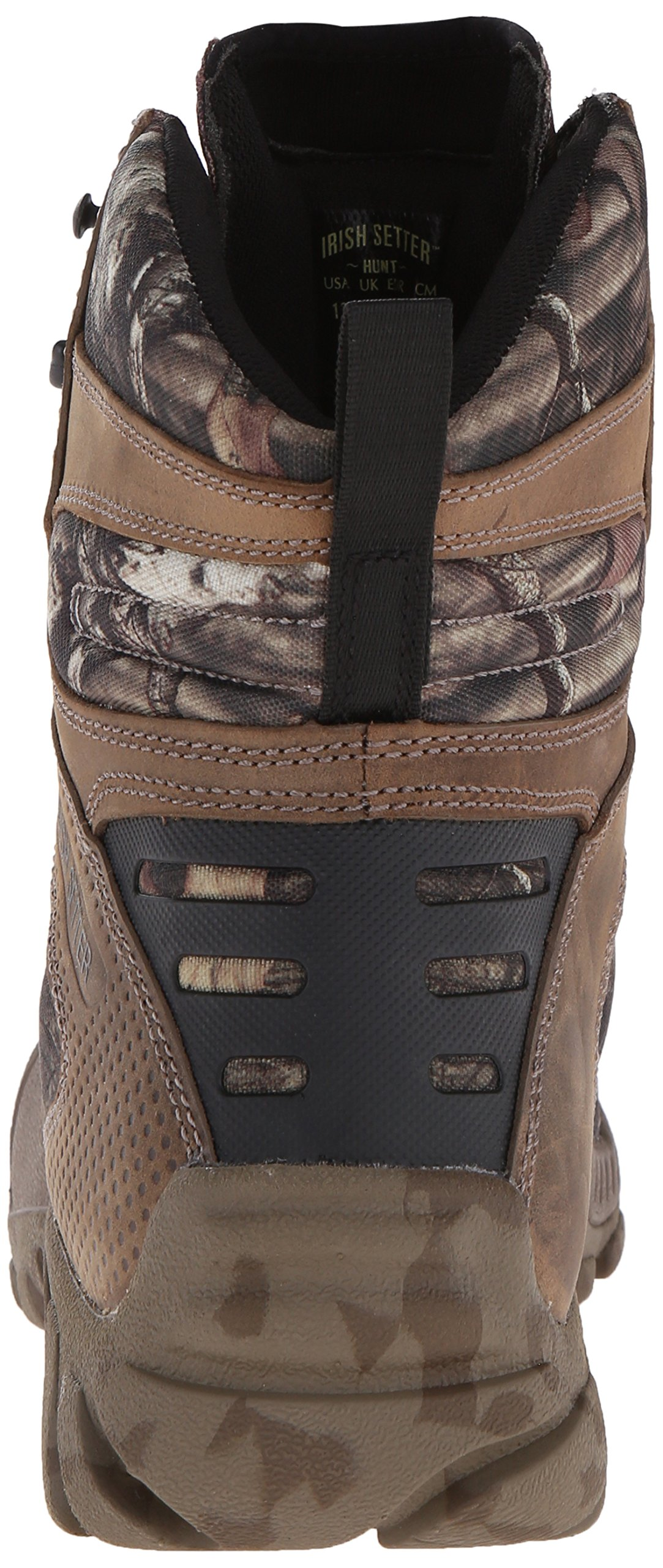 Irish Setter Men's 2868 Vaprtrek Waterproof 8'' Hunting Boot, Mossy Oak Break Up Infinity Camouflage,10 EE US by Irish Setter (Image #2)