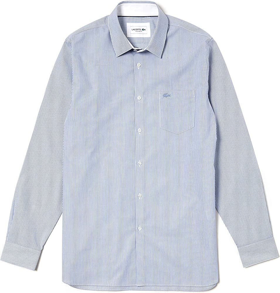 Lacoste - Camisa Punto Manga Larga Hombre - Ch9983: Amazon.es: Ropa y accesorios