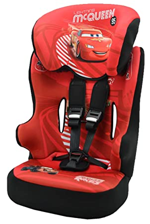 MyCarSit Disney Cars Racer Car Seat For Kids 9 To 36 Kg