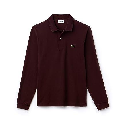 61c7e1dd9 Lacoste Men's's Polo Shirt: Amazon.co.uk: Clothing