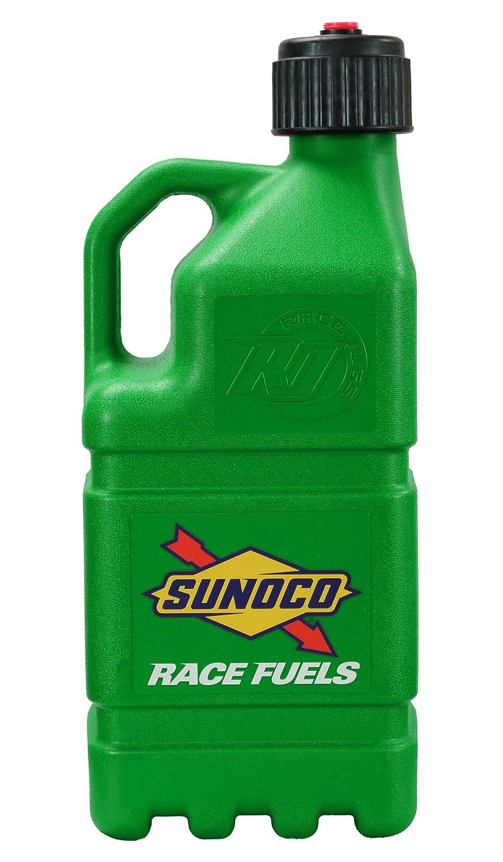 Sunoco Race Jugs 5 Gallon Racing Utility - Green - Made in The USA R7200GR