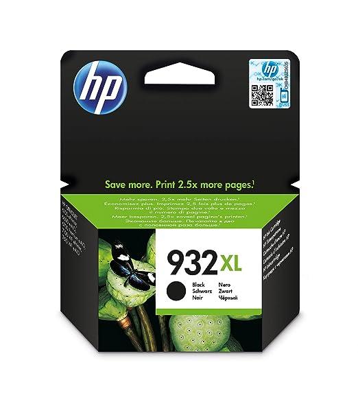 420 opinioni per HP 932XL Cartuccia Originale Getto d'Inchiostro ad Alta Capacità, Nero
