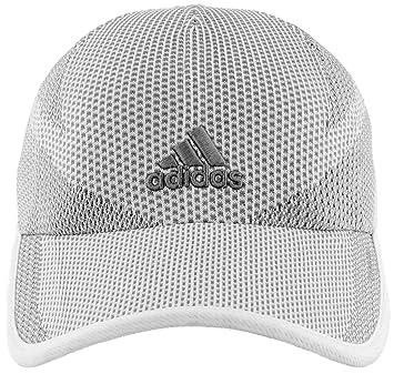 the best attitude aca03 e41ea adidas de la Mujer Superlite Prime Gorra de béisbol, Mujer, Color White Grey
