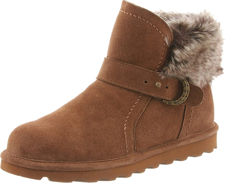 BEARPAW Men's Braydon Charcoal Shoe