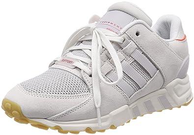 buy popular ca946 7391a adidas Damen EQT Support RF Laufschuhe Grau (Grey One Footwear White  Db0384), 36