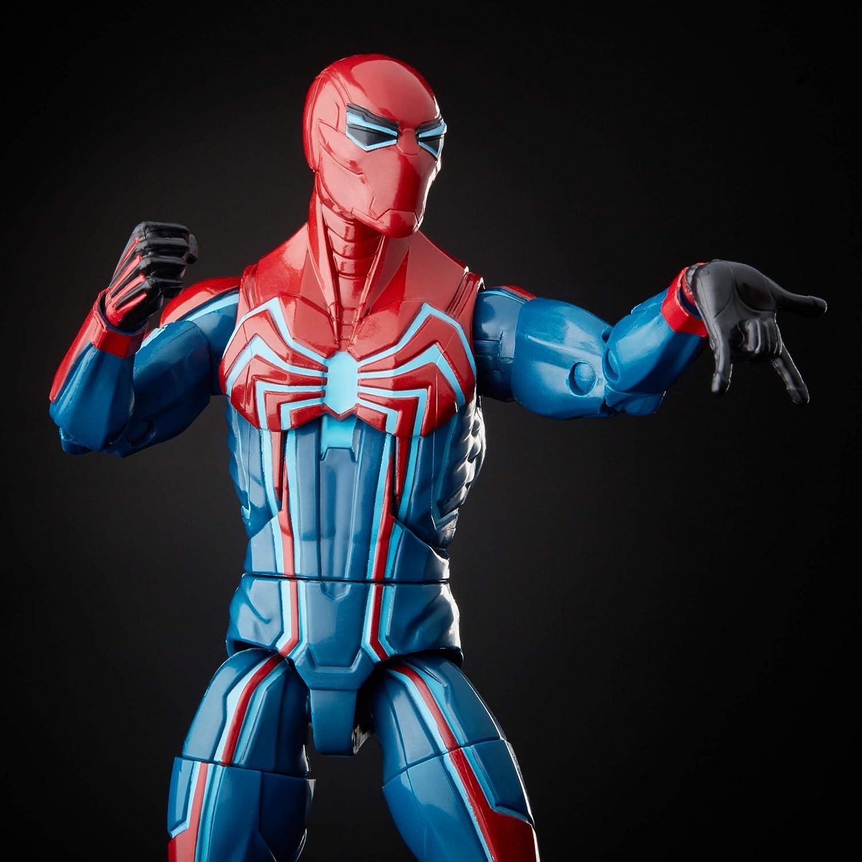 Marvel Legends Amazing Spider-Man GAMERVERSE VELOCITY SUIT Loose 6 Figure Hasbro