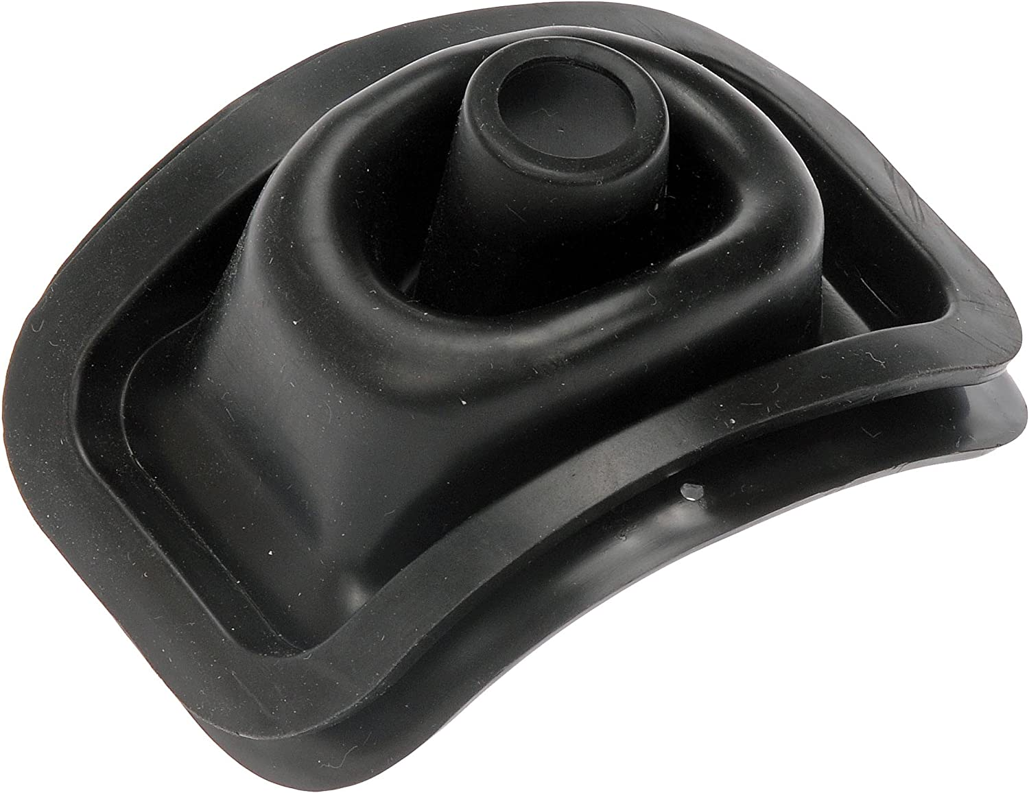 Black Dorman 47106CD Shift Lever Boot Replacement for Select Models