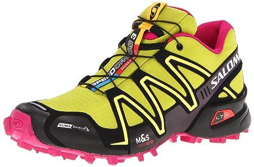 Schnelle Lieferung Salomon Speedcross 3 CS Schuhe Damen