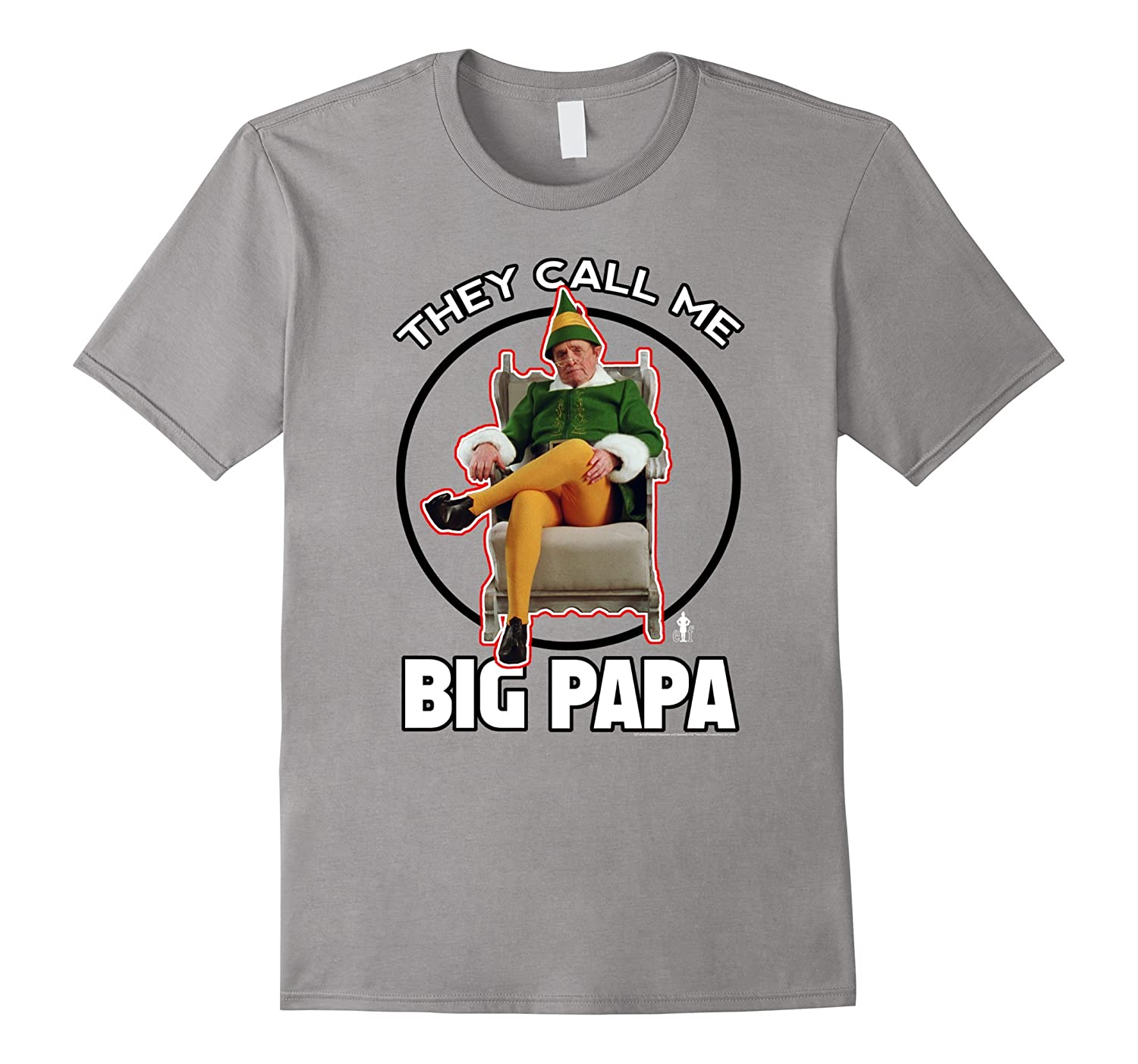 Ripple Junction Elf They call me Big Papa T-Shirt
