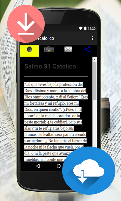 Amazon.com: Salmo catolico 91: Appstore for Android