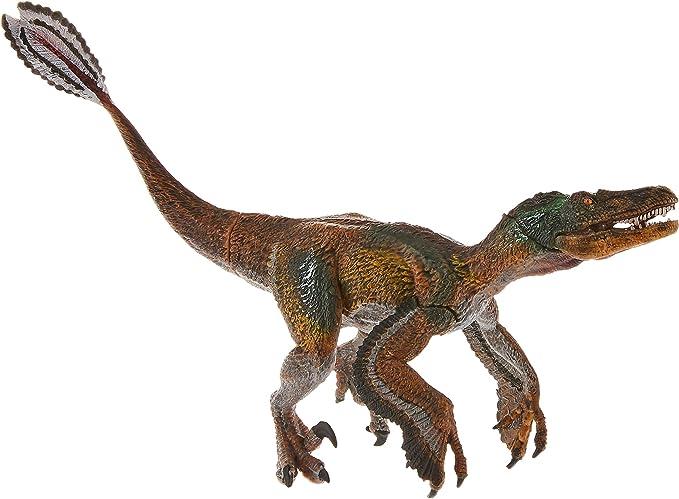 Papo jeu personnage Dino//Dinosaures 55055 un Vélociraptor avec plumes-NEUF