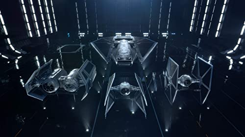 Star Wars:スコードロン【予約特典】新共和国・帝国軍パイロットとスターファイター用の装飾アイテム 同梱