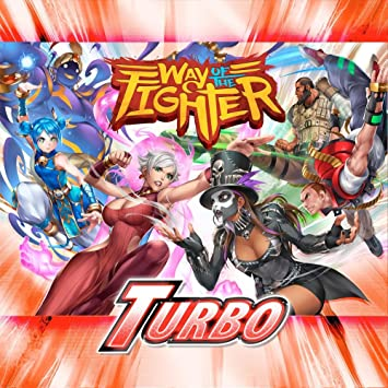 Ninja Division Way of The Fighter: Turbo - Juego de Mesa ...