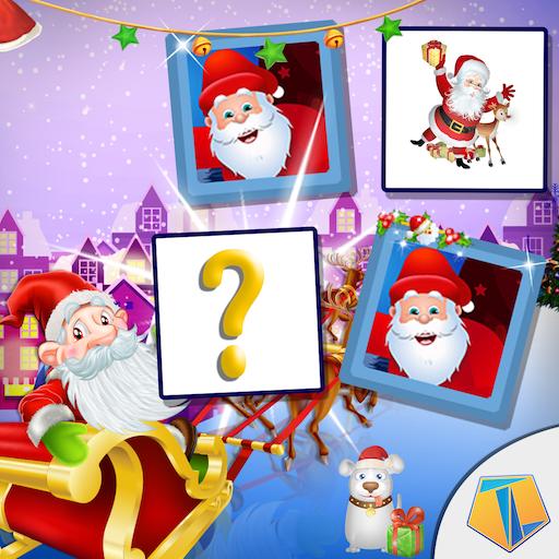 Merry Christmas Bingo - Merry Christmas Game : Memory Match Puzzle