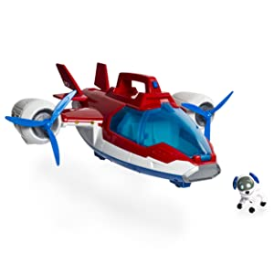 Paw Patrol, Lights and Sounds Air Patroller Plane - best toys for 4 year olds