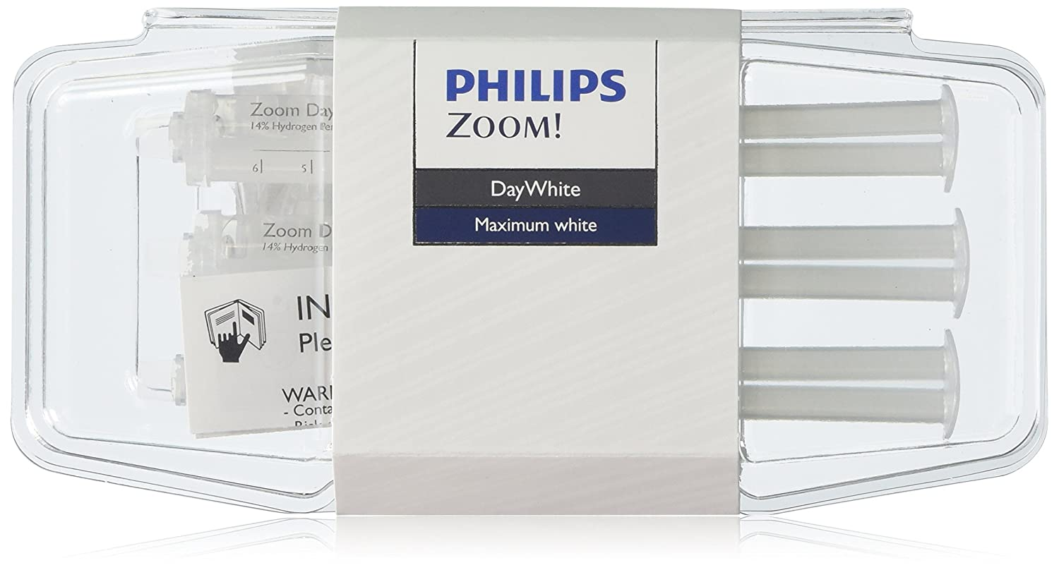 Amazon Philips Zoom Day White 14 3 Syringes Industrial