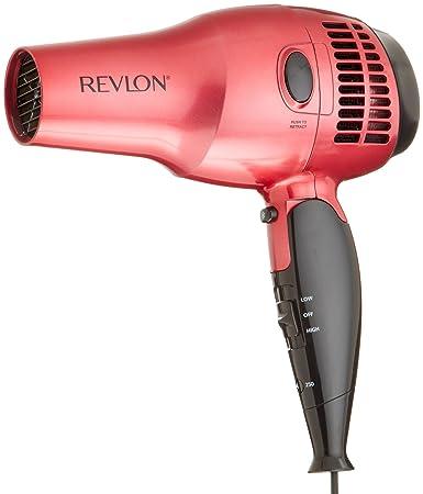 Amazon.com: Revlon Rvdr5012pnk Retractable Cord 1875w Dryer, Pink: Beauty