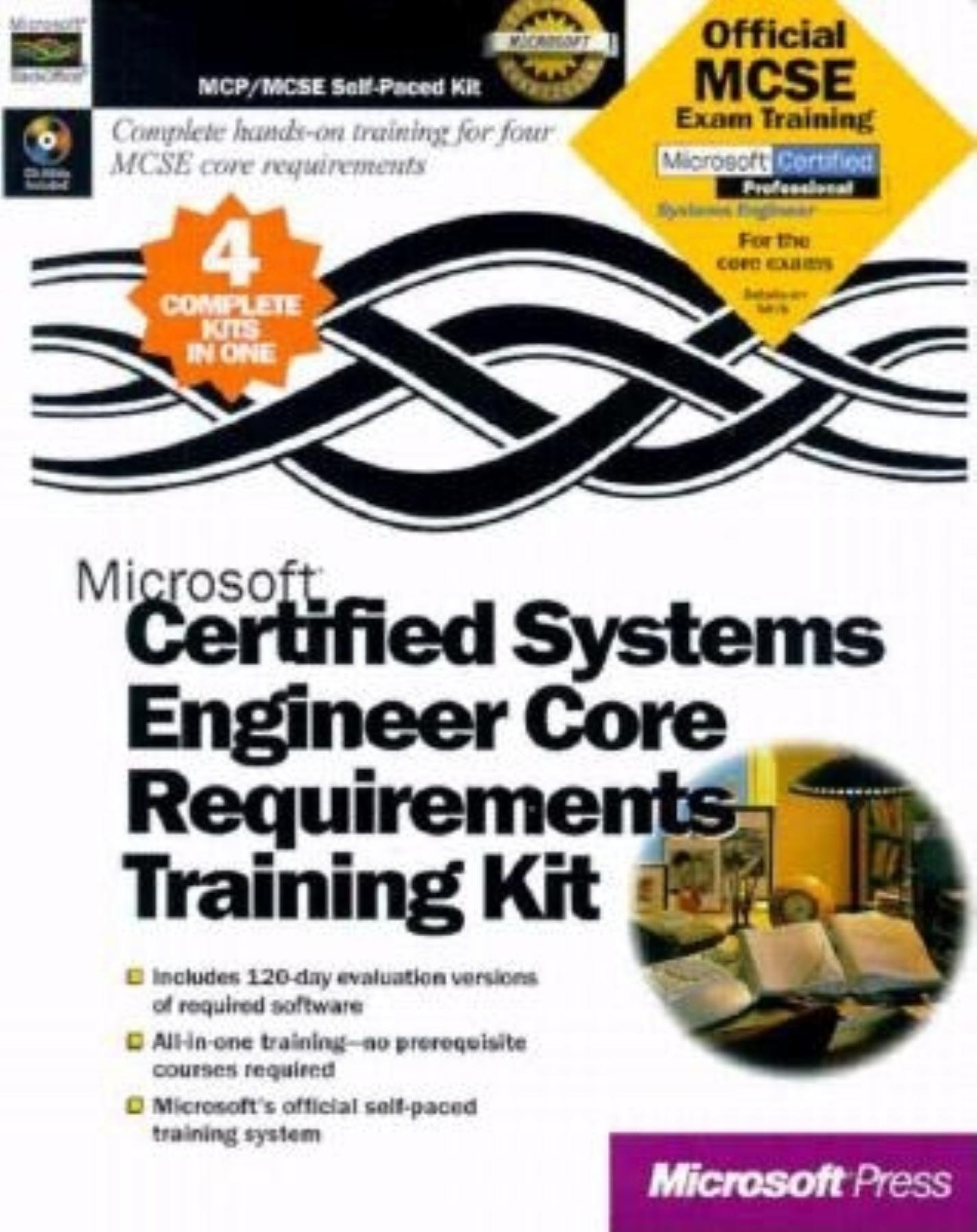 Microsoft Certified Systems Engineer Core Requirements 4 Vols W 5