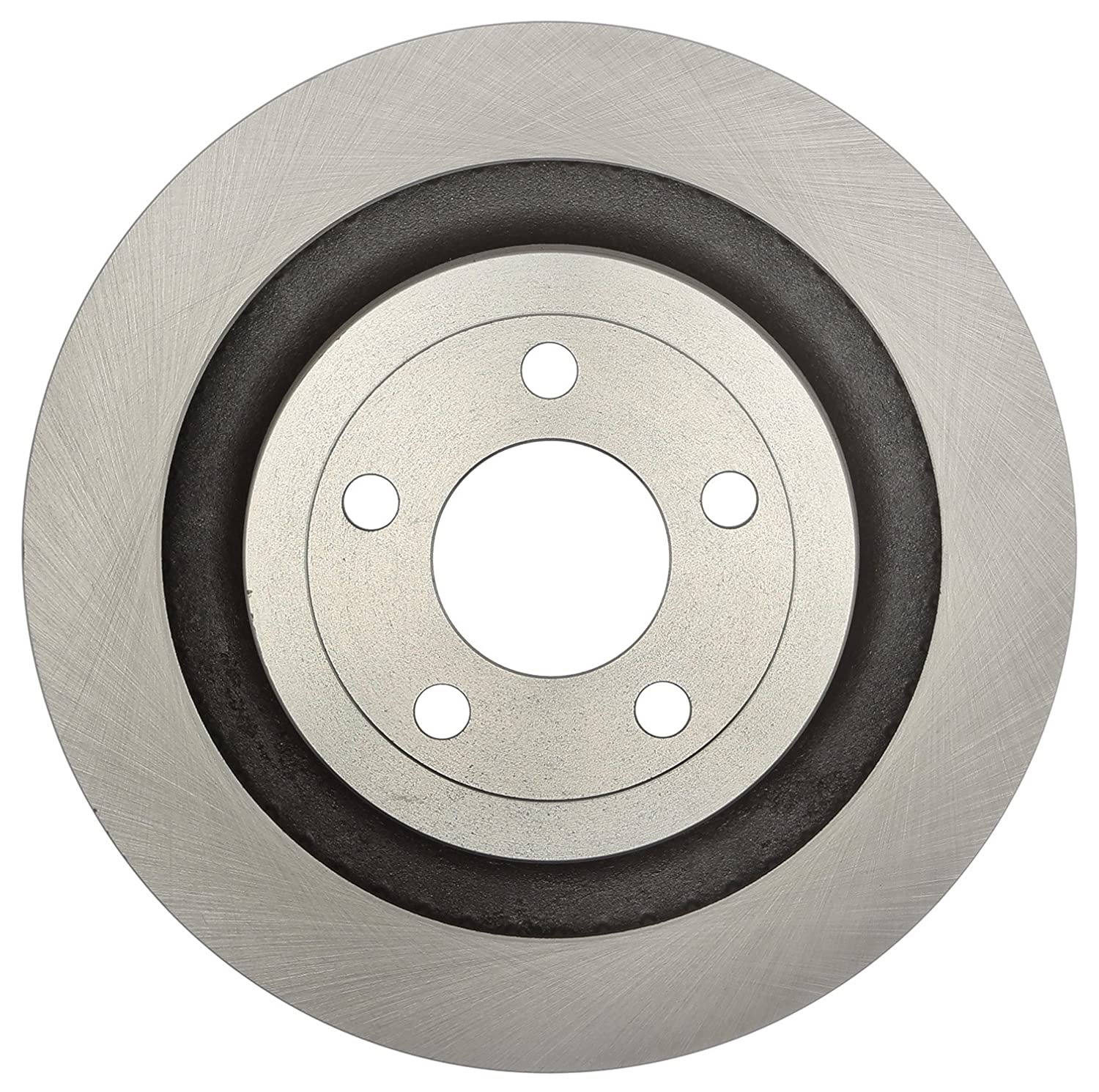 ACDelco 18A81955 Professional Rear Disc Brake Rotor Set