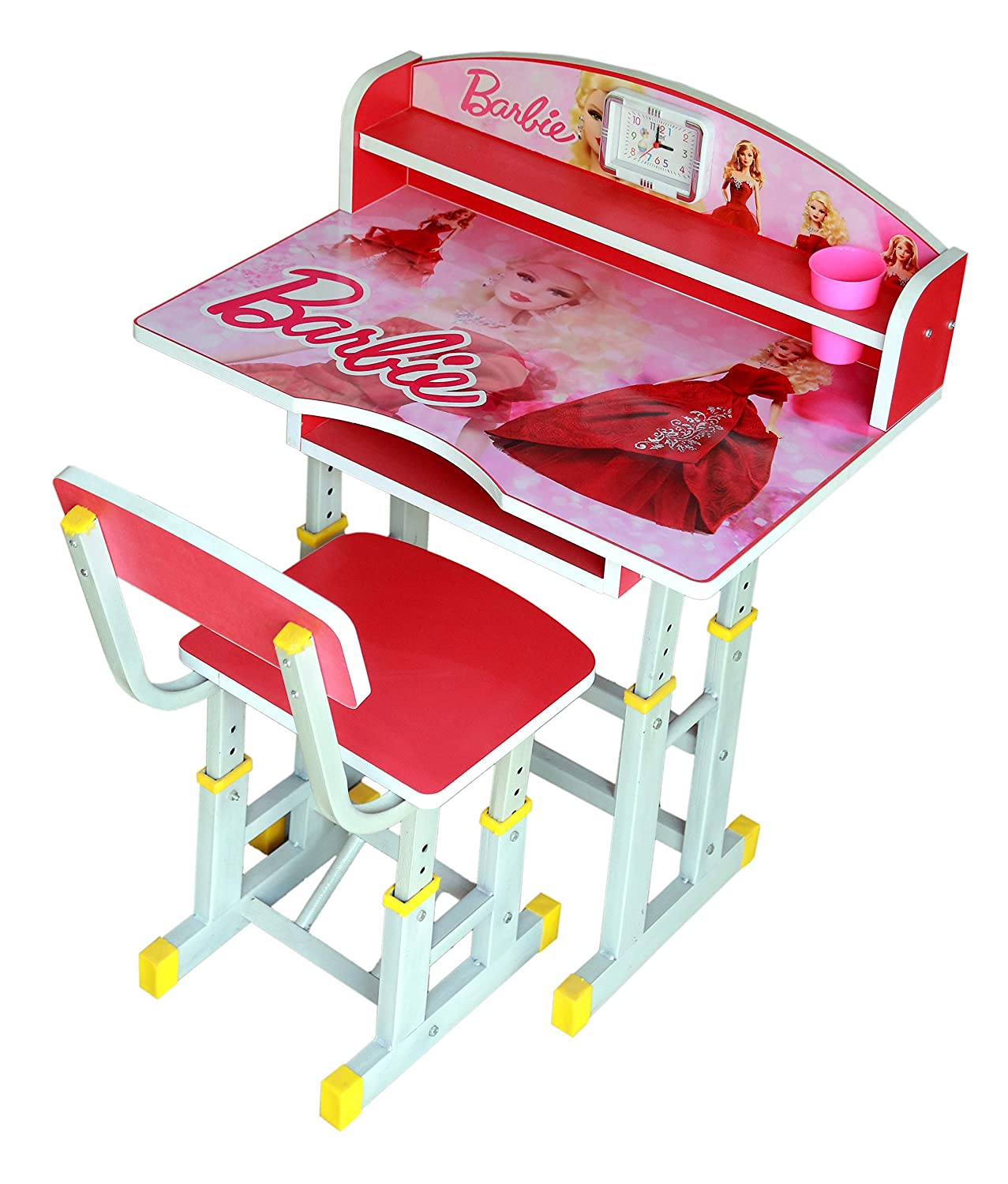 Buy KIDS GOLD Indian Baby Kids Study Table and Chair Hight
