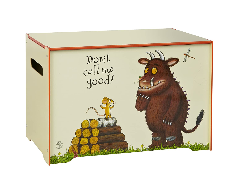 Hellohome the gruffalo kids toy box amazon kitchen home amipublicfo Image collections