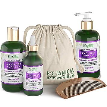 Amazon.com: Sistema de crecimiento y anticaída del cabello ...