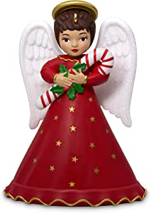 Hallmark Keepsake Christmas Ornament 2018 Year Dated Heirloom, Angels